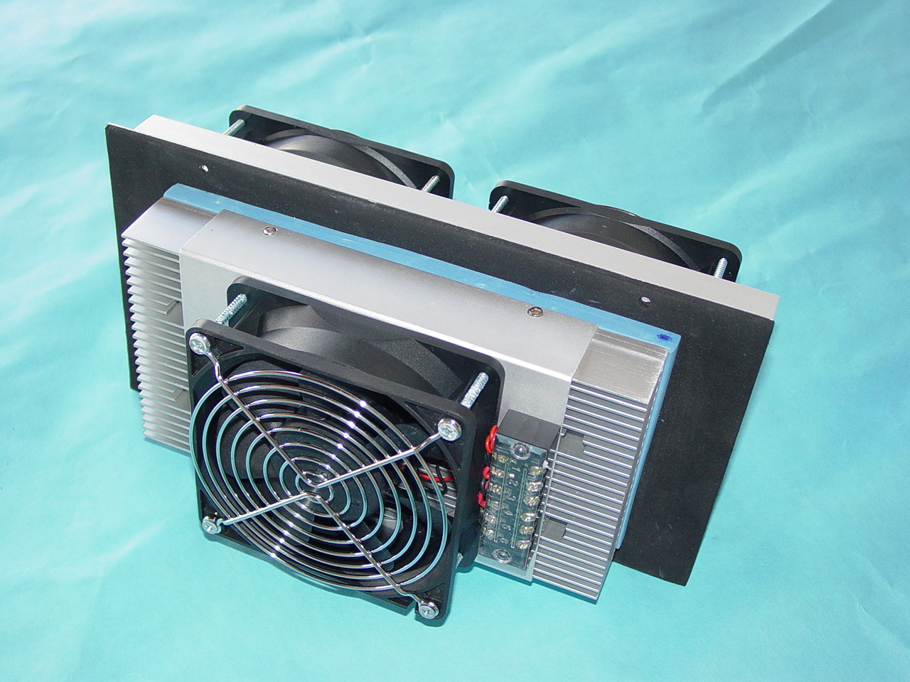 Thermoelectric Air Conditioners   Watronix, Inc