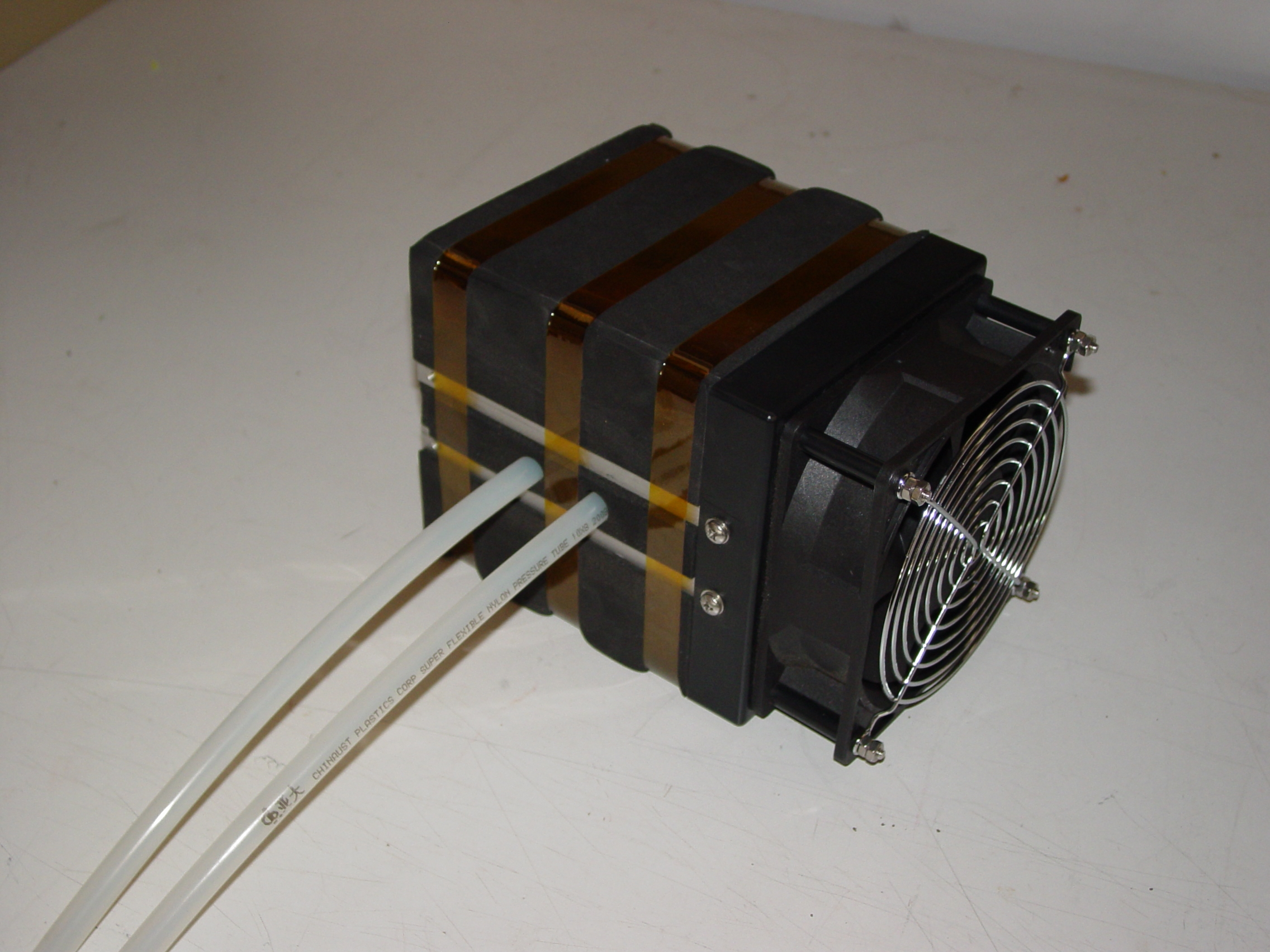 water chiller assembly